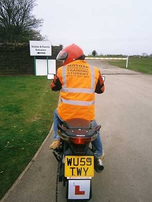 Motorcycle training courses Bristol