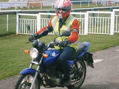 Motorcycle training courses in Bath